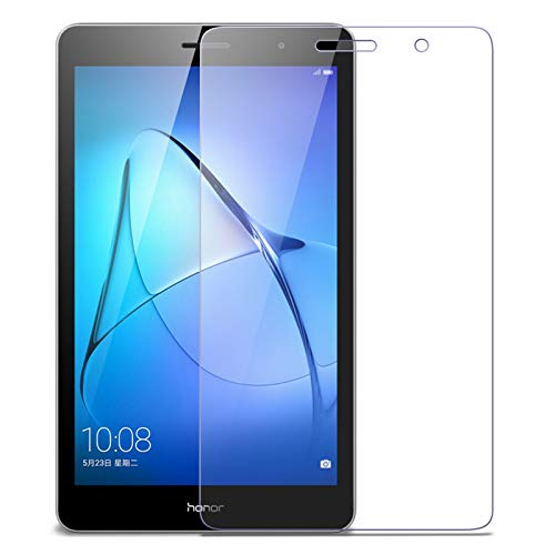 BHPP KPBHD Used For Huawei MediaPad T3 8.0 Tempered Glass KOB-W09 KOB-L09 Screen Protector Tablet Tempered Glass Film, Used For Honor Play Pad 2 8' (Color : Clear)