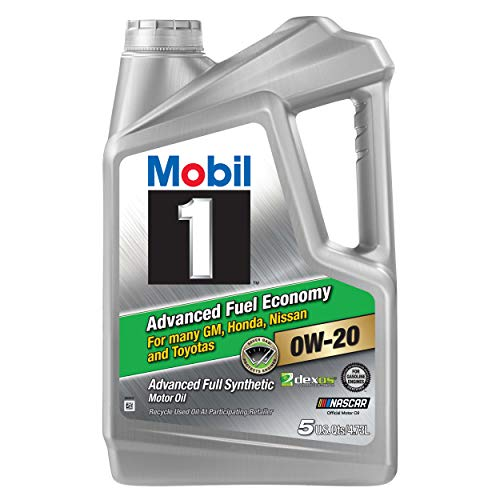 Mobil 1 0W-20 Advanced Fuel Economy Full Synthetic...