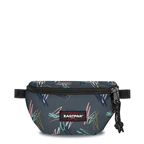 Eastpak Springer Riñonera Interior, 23 cm, 2 Liters, Multicolor (Scribble Downtown)
