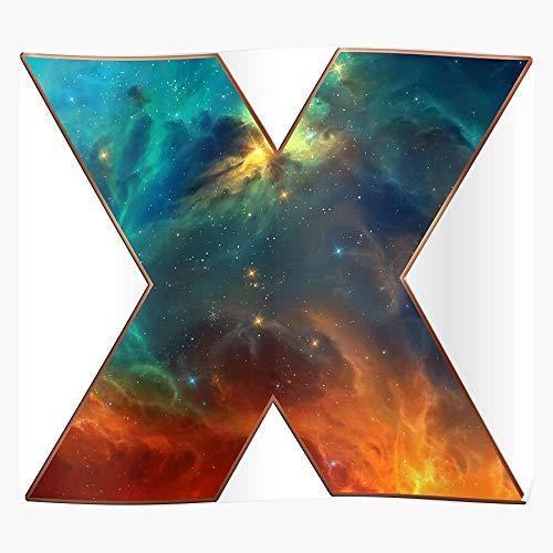 Elements Men Space Galaxy Water Universe Man Cosmos El póster de decoración de interiores más impresionante y elegante disponible en tendencia ahora
