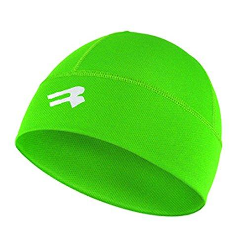 ROUGH RADICAL leichte Funktionsmütze Sport Laufmütze SPOOK (grün)