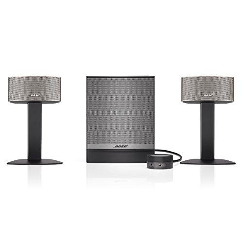 Bose ® Companion 50 Multimedia Lautsprechersystem schwarz