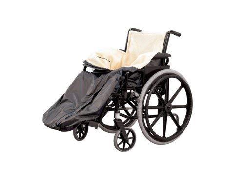 Cubrepiernas silla de ruedas