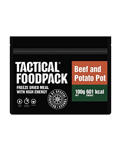 Foodpack Tactical Beef and Potato Pot