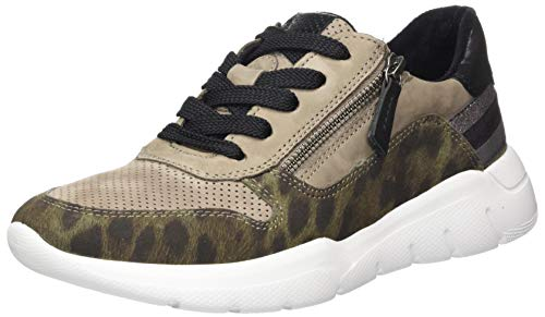 Jana 100% comfort 8-8-23728-25, Zapatillas Mujer, Jaguar Comb, 39 EU