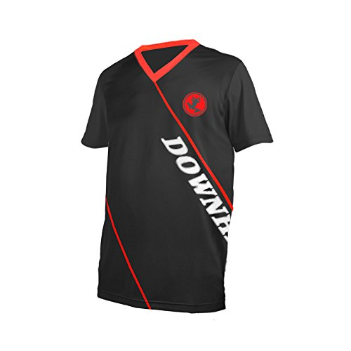 UGLY FROG 2018 Herren Jersey Motocross Mountain Bike Downhill Sports Wear Atmungsaktiv Shirt Sommer&Frühling Style