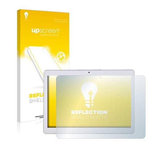upscreen Entspiegelungs-Schutzfolie kompatibel mit Mediatek ZH960 – Anti-Reflex Displayschutz-Folie Matt