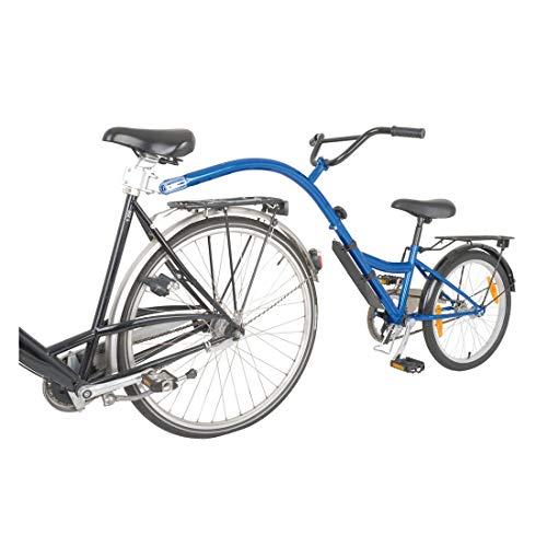 Kinderrad-Nachläufer Adams Folder 1 schwarz RH 28 cm