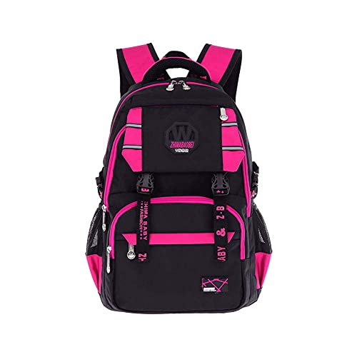 Mochila de hombre y mujer casual bolsa de ordenador portátil retro bolsa de escuela para mochilas escolares/A