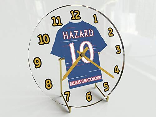 FanPlastic Eden Hazard - Chelsea FC Fussball Shirt Uhren !!!!!