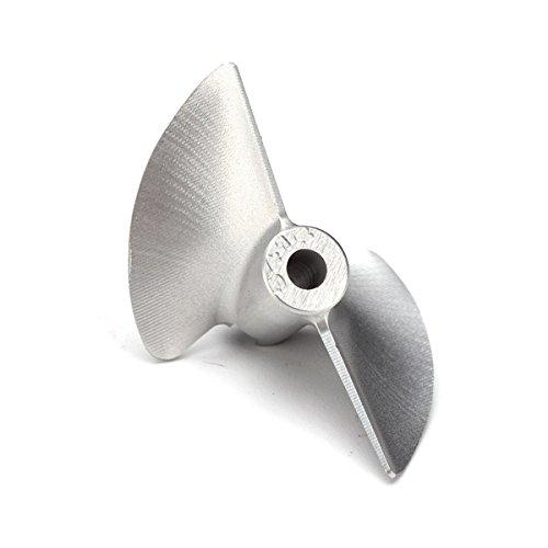 BouBou CNC Metal Propeller Tfl 34X4X18Mm 3414250 / 3414250R RC Boat Part - L