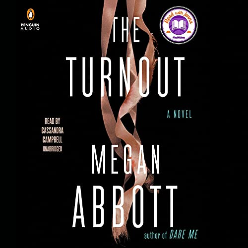 The Turnout Audiobook By Megan Abbott cover art