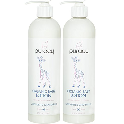 Product Image of the Puracy Organic Lotion