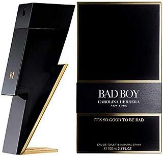 Carolina Herrera Bad Boy for Men, Eau de Toilette - 100 ml