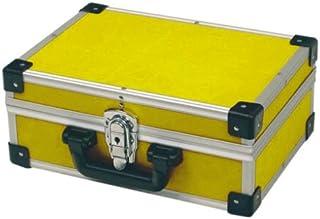 Ironside aluminium gereedschapskoffer 330 x 230 x 150 mm geel