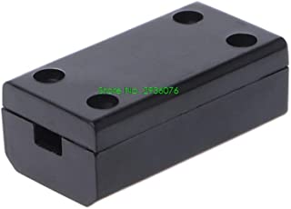 Paul My 17.5A AC 450V 3 Pin Electrical Cable Wire Connector External Junction Box Black Drop Shipping Support 100% New