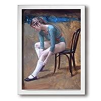 SkyDoor J パネル ポスターフレーム William Whitaker インテリア アートフレーム 額 モダン 壁掛けポスタ アート 壁アート 壁掛け絵画 装飾画 かべ飾り 30×40