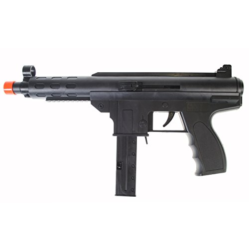 250 FPS - Dark Ops Airsoft Spring Mini Tec9 Tactical Airsoft...
