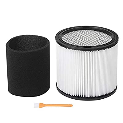 Amazon - 50% Off on Shop vac filters 90304 90350 90333 are suitable for most wet and dry…