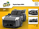2006 Ford Freestyle Alignment Kits & Components - Toyota Supra MK4 (Instruction Only): MOC LEGO