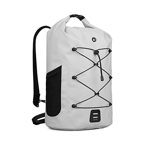 croselyu Mochila de ciclismo al aire libre impermeable de 25 l para llevar al aire libre, bolsa de buceo para deportes de rafting, bolsa impermeable y seca, regalos para senderismo