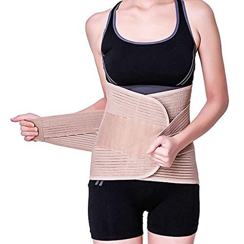 El cinturón trasero, el cinturón de soporte lumbar ayudan a aliviar el dolor y las lesiones, la ciática, la hernia de disco intervertebral, etc. Cinturones deportivos para hombres y mujeres,