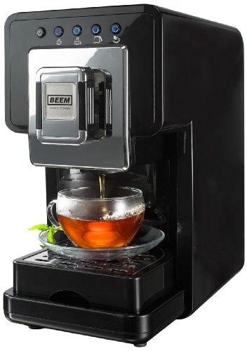 BEEM Café & Tea Expresser, Kaffee und Tee Maschine in einem, Schwarz