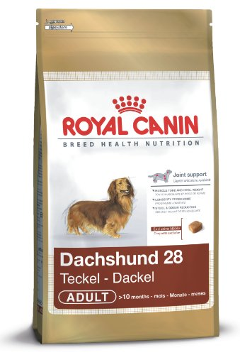 Hundefutter Trockenfutter Royal Canin Dackel Adult 500g