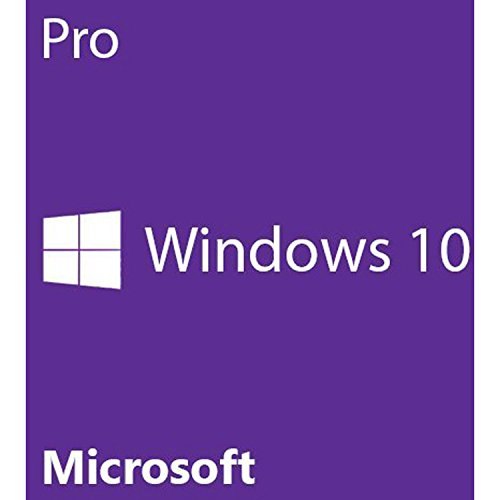 Microsoft OEM Software FQC-08930 Windows 10 Professional 64-bit