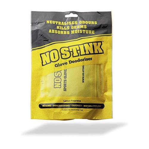 No Stink Unisex-Adult Boxhandschuhe Geruchsneutralisierer, Gelb, Einheitsgröße