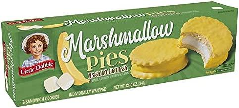 little debbie marshmallow pies banana