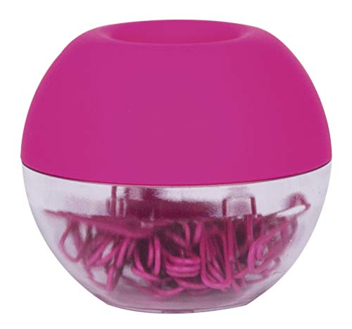APLI 18427 - Clip dispenser Fluor Collection - Rosa