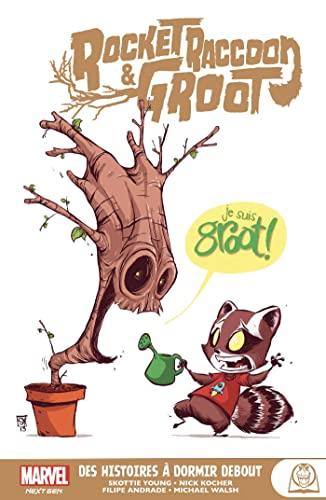 Rocket Racoon & Groot: Des histoires à...