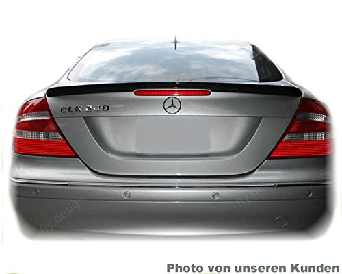 Car-Tuning24 41067930 wie AMG CLK W209 ABS SPOILER POSTERIORE Alettone @100% fit Type-A