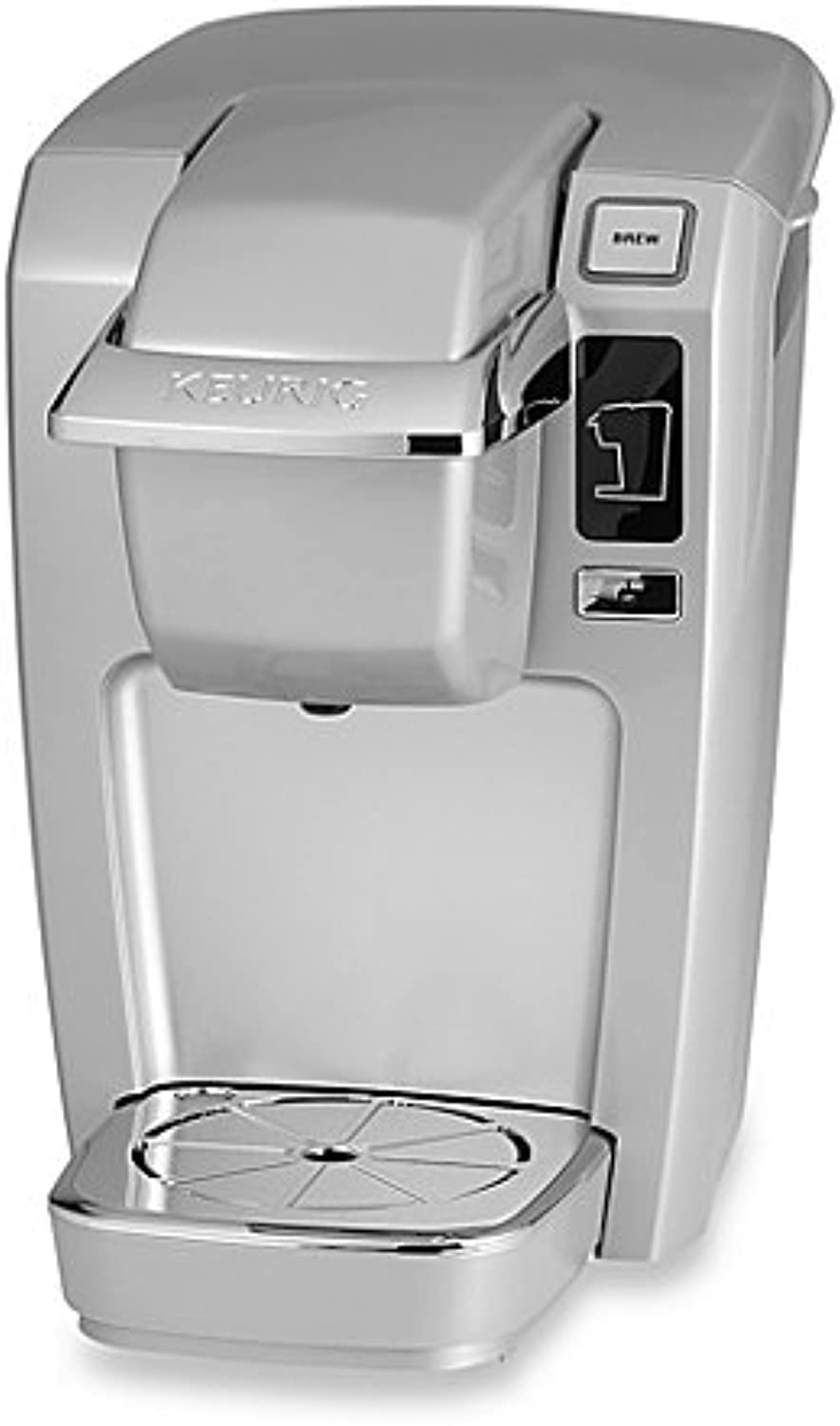 Compact Design Keurig? K10 K15 Brewing System Perfect for smaller spaces, dorms, offices, or vacation homes (Platinum)