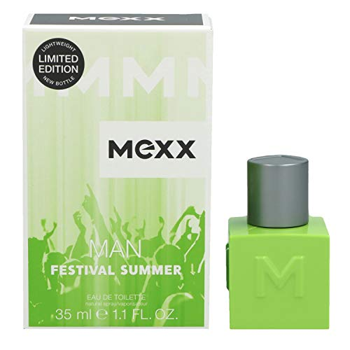 Mexx Herrendüfte Man Festival Summer Eau de Toilette Spray 35 ml
