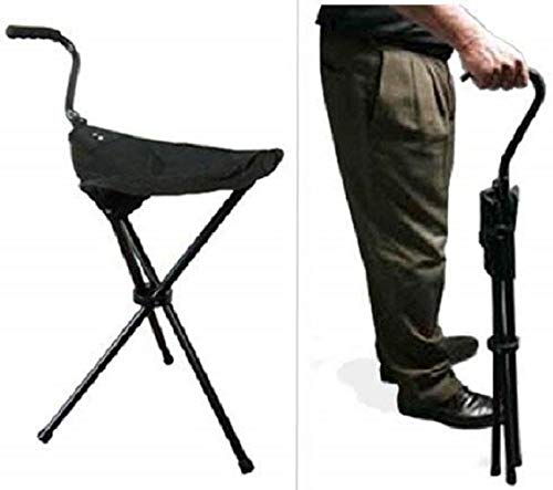 Portable Walking Chair (Cane / Stool) from The Stadium Chair...