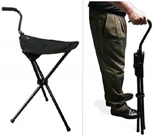 The Stadium Chair Portable Walking Cane