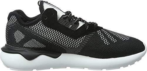 adidas Tubular Runner Weave, Herren Laufschuhe, Schwarz (Core Black/Core Black/Ftwr White), 45 1/3 EU (10.5 Herren UK)