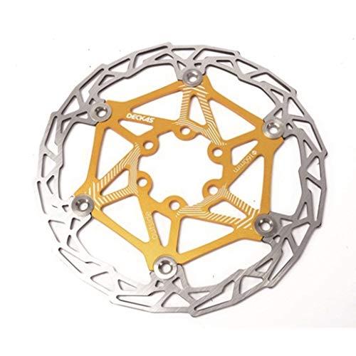 DISCXUAN Echte Boxed Ultra Light Kleur Drijvende Disc Berg Remschijf Zes Spijkers Disc 160mm Outdoor fiets rotor accessoires