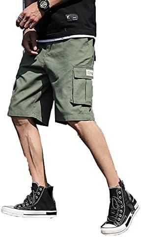 Harajuku Casual Men Shorts Summer Cargo Mens Shorts Work Shorts Men's Sport Short Pants Male Shorts