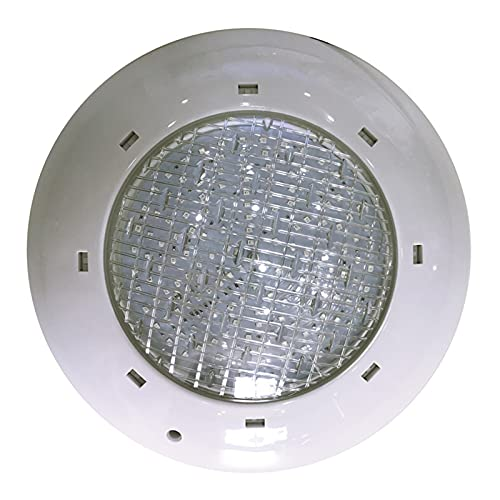HSBAIS LED RGB Luces para Piscinas, focos led Piscina Decoraciones para el hogar Montado en la Pared, IP68 Impermeable Foco Piscina astralpool para Fountain Fiesta,Red Light_45W