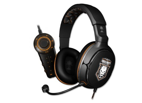 Micro-casque 'Call of Duty : Black Ops 2' pour Xbox 360 / PS3 - Ear Force Sierra