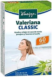 VALERIANA KNEIPP CLASSIC 200 MG 90 GRAGEAS