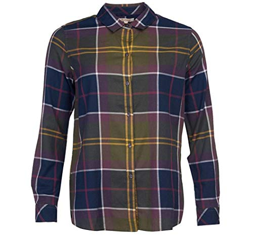 Barbour Moorland Shirt Camicia Donna (10)