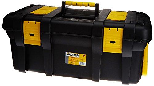 MAURER 2240035 Caja Herramientas 770x410x400 mm.(Baúl con Ruedas)