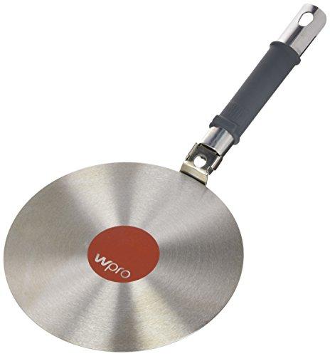 Wpro idi105 Plaque de four et accessoires, adaptateur avec 22 cm de diamètre