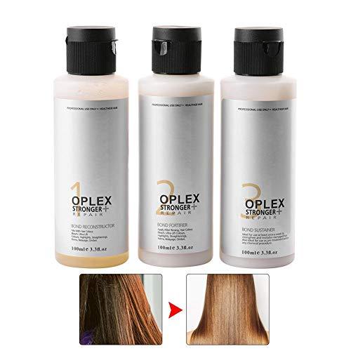 Mascarilla de reparación de daños, productos para el cuidado del cabello garantizan cero daños antes de teñir la decoloración permanente del cabello