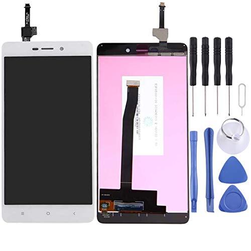 MENGHONGLLI Display LCD del Telefono Cellulare per für Xiaomi Redmi 3 / 3s Schermo LCD e digitalizzatore Completo di Montaggio Telefono Touch Screen.