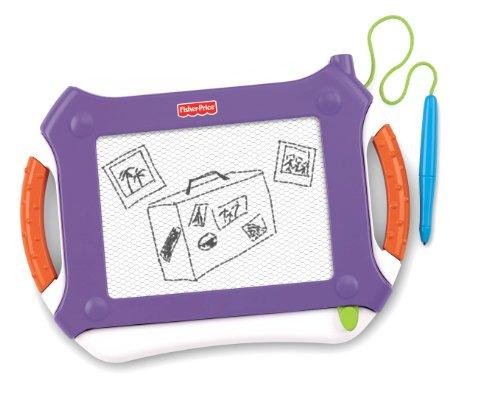 Fisher-Price Travel Doodler Pro, Purple